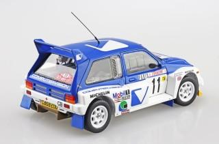 MG Metro 6R4 Rallye Monte Carlo 1986 Wilson//Harris 1:24 Model Kit Belkits BEL015