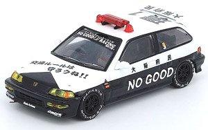 Honda シビック EF9 No Good Racing 大阪オートメッセ 2020 (ミニカー)