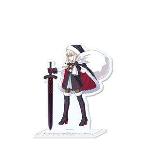 Fate/Grand Order バトルキャラ風アクリルスタンド (ライダー/アルトリア・ペンドラゴン〔サンタオルタ〕) (キャラクターグッズ)