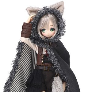 Alvastaria / Tieo -Seamstress Little Red Riding Hood and Forest Wolf- (Fashion Doll)
