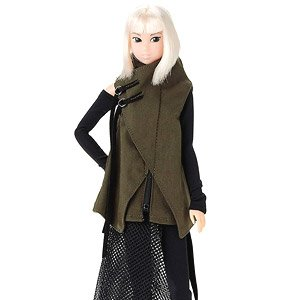 Momoko Doll Moonless night (Fashion Doll)