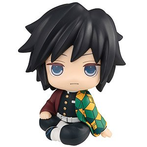 Lookup Demon Slayer: Kimetsu no Yaiba Giyu Tomioka (PVC Figure)