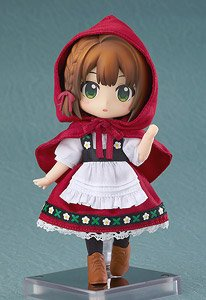 Nendoroid Doll Little Red Riding Hood: Rose (PVC Figure)