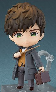 Nendoroid Newt Scamander (Completed)