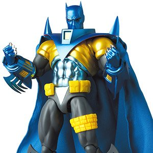 Mafex No.144 Knightfall Batman (Completed)