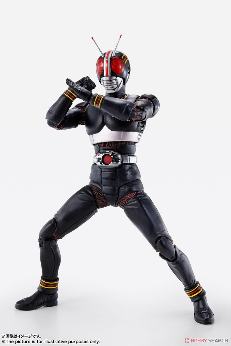 S.H.Figuarts (Shinkoccou Seihou) Kamen Rider Black (Completed) Item picture3