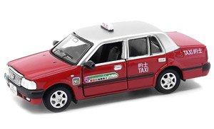 DEC 2020 TINY #37 Toyota Crown Comfort Taxi HK Hong Kong 1//64