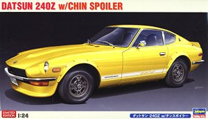 Datsun Fairlady 240Z w/Chin Spoiler (Model Car)