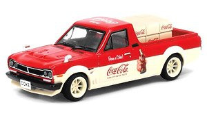 Nissan サニートラック `HAKOTORA` Coca-Cola (香港限定) (ミニカー)