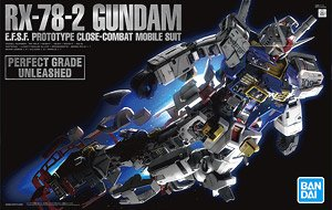 *After Mar re-release PG Unleashed RX-78-2 Gundam (PG) (Gundam Model Kits)