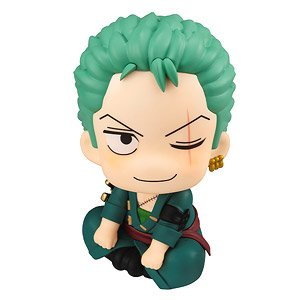 Lookup One Piece Roronoa Zoro (PVC Figure)