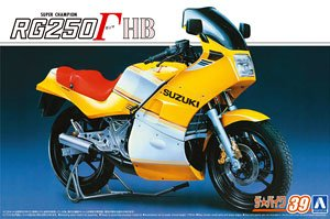 Suzuki GJ21A RG250 HB Gamma `84 (Model Car)