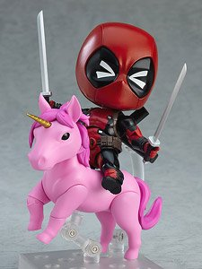Nendoroid Deadpool DX (Completed)