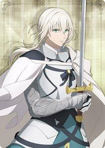「Fate/Grand Order -神聖円卓領域キャメロット-」 下敷き ベディヴィエール (キャラクターグッズ)