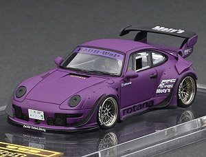 RWB 993 Matte Purple (Diecast Car)