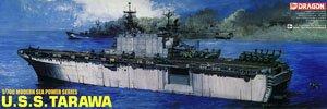 アメリカ海軍 強襲揚陸艦 タラワ (プラモデル)