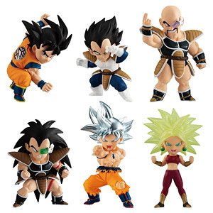 DRAGONBALL ADVERGE MOTION5 (10個セット) (食玩)