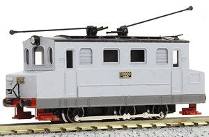 [Limited Edition] J.G.R. Electric Locomotive Type 10000 (Type EC40) III Gray Renewal Product (Pre-colored Completed Model) (Model Train)