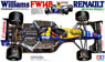 Williams FW14B Renault (Model Car)
