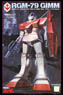 RGM-79 GM (Real Type) (1/100) (Gundam Model Kits)