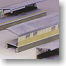 One-sided Platform (Unassembled Kit) (Model Train)