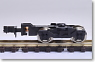 [ 5025 ] Bogie Type TS807 (Black) (Tokyu TS) (2pcs.) (Model Train)