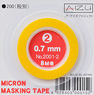 Micron Masking Tape (0.7mm) (Hobby Tool)