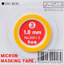 Micron Masking Tape (1.0mm) (Hobby Tool)