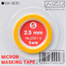 Micron Masking Tape 2.5mm (Hobby Tool)
