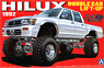 Hilux Double Cab Lift Up (Model Car)