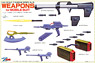 Weapons for Mobile Suit (Gundam Model Kits)