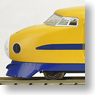 Series 922-10 Shinkansen Inspection Cars (Doctor Yellow) Time of Debut (7-Car Set) (Model Train)