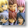 One Coin Figure Tales of Symphonia 12 pieces (PVC Figure)