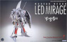 Led Mirage Semi-Clear Armor (Plastic model)