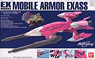 Mobile Armor Exass (EX) (Gundam Model Kits)