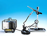 Mr. Linear Compressor L5 / Trigger Airbrush and Regulator with Pressure Gauge Set (Air Brush)