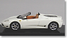 Ferrari 360 Spider (White) (Diecast Car)