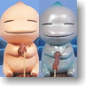 *Kuri Puck Fishing Limitation 2 pieces Set (PVC Figure)