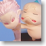 Berserk Puck and Evarella Special Coloring Version (PVC Figure)