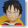 Excellent Model One Piece Series Neo-1 Monkey D Luffy (PVC Figure)