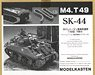 Crawler Track for M4 Sherman Type T49 (Plastic model)