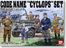 Principality of Zeon Cyclops Squad Set (Gundam Model Kits)