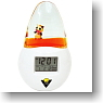 ARIA The NATURAL Orange Planet Aqua Clock (Anime Toy)