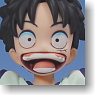 Excellent Model One Piece Series CB-1 Monkey D. Luffy (PVC Figure)
