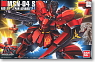 Sazabi (HGUC) (Gundam Model Kits)