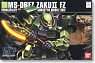 MS-06FZ Zaku II Custom (HGUC) (Gundam Model Kits)