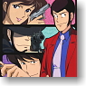 300 Piece, Family of Lupin (Anime Toy)