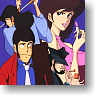 1000 Piece, Lupin The Hero (Anime Toy)
