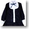 Outing One-piece (Navy) (Fashion Doll)