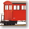 (HOe) [Limited Edition] Kiso Forest railway Passenger Car Type B (Type Sukeroku) (Completed) (Model Train)